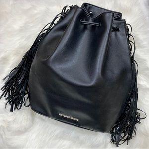 Victoria's Secret Bags - Victorias Secret Boho Backpack Overnight Bag
